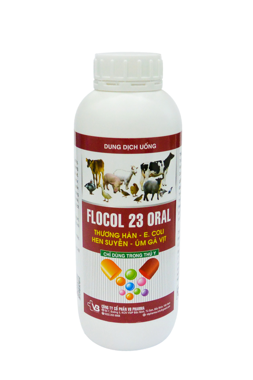 FLOCOL 23 ORAL